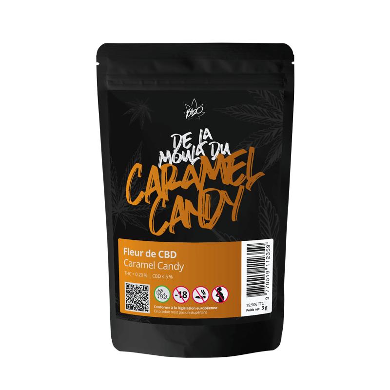 Acheter fleur CBD Caramel Candy