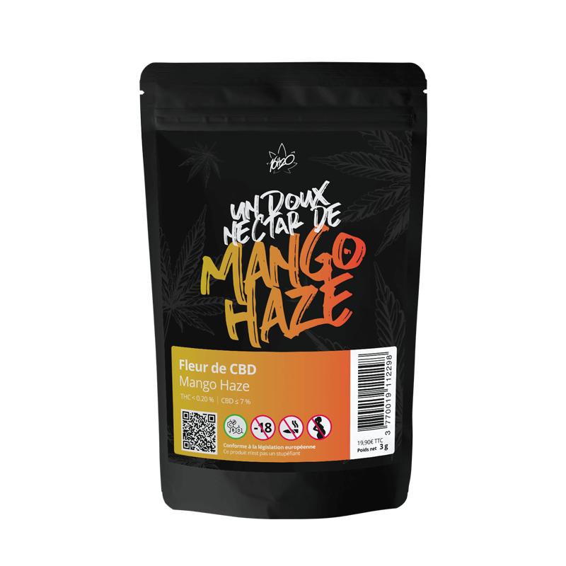 Acheter fleur CBD Mango Haze
