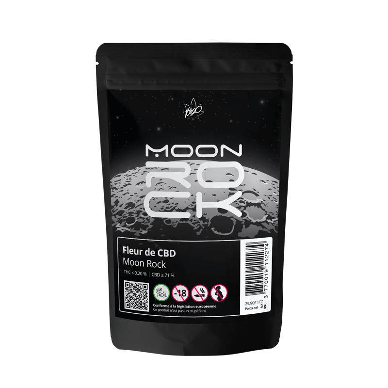 Acheter fleur CBD Moon Rock